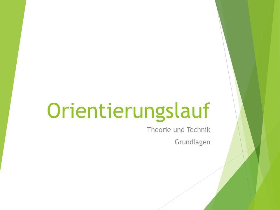 Theorie und Technik Grundlagen
