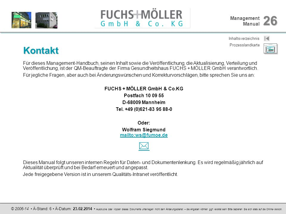 FUCHS + MÖLLER GmbH & Co.KG Wolfram Siegmund mailto:ws@fumoe.de