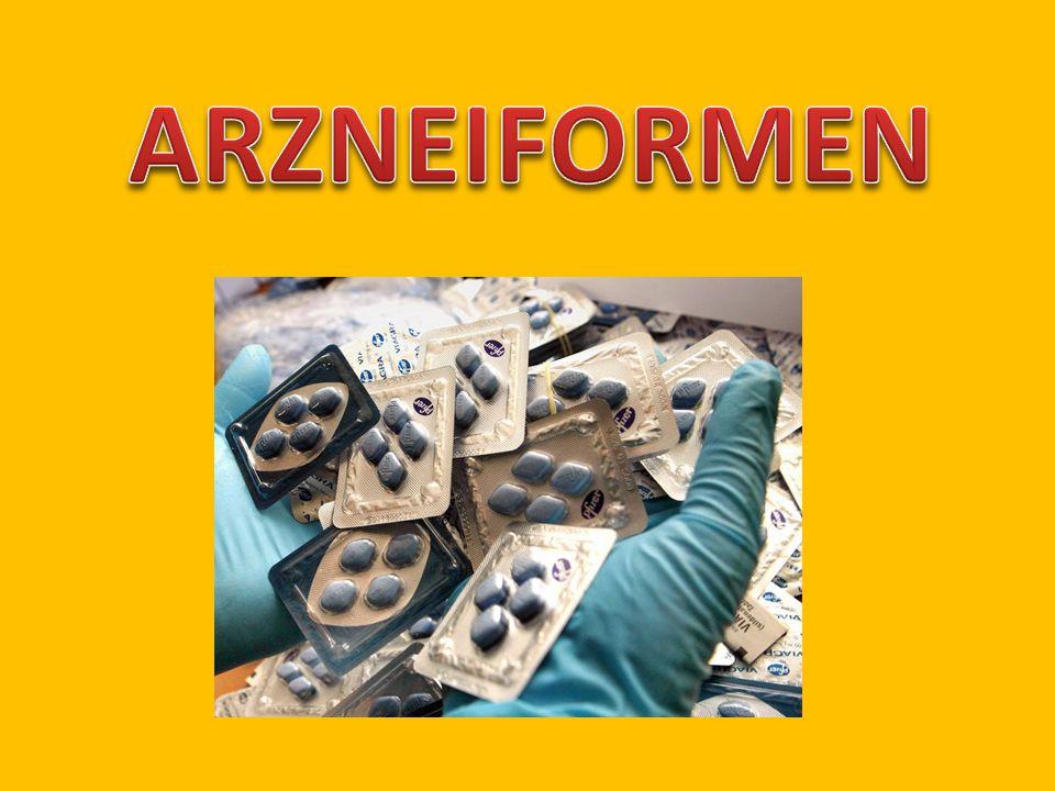 ARZNEIFORMEN