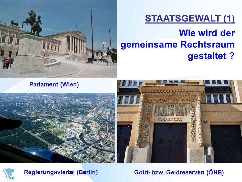 Regierungsviertel (Berlin) Gold- bzw. Geldreserven (ÖNB)
