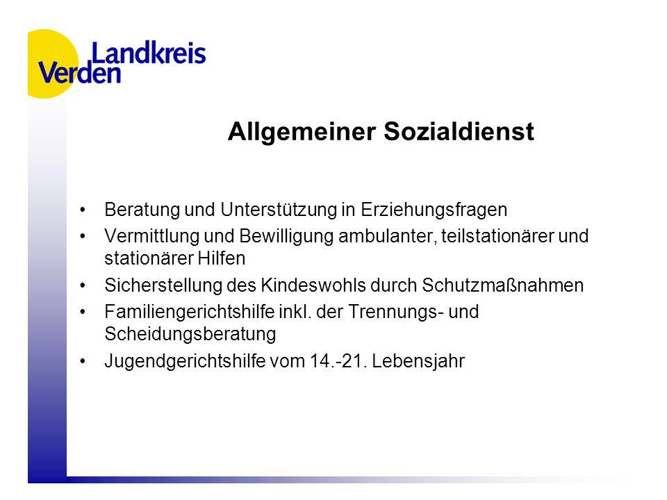 Allgemeiner Sozialdienst