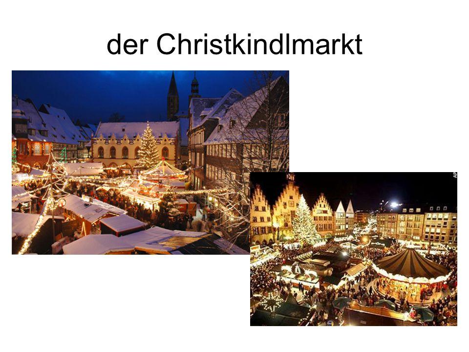 der Christkindlmarkt