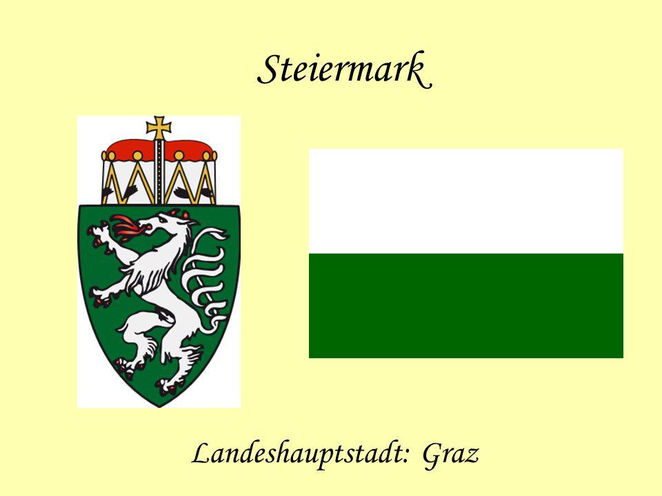 Landeshauptstadt: Graz