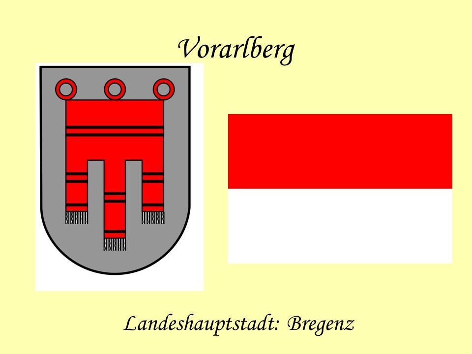 Landeshauptstadt: Bregenz