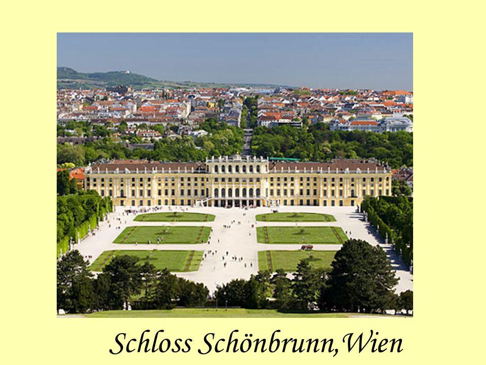 Schloss Schönbrunn,Wien