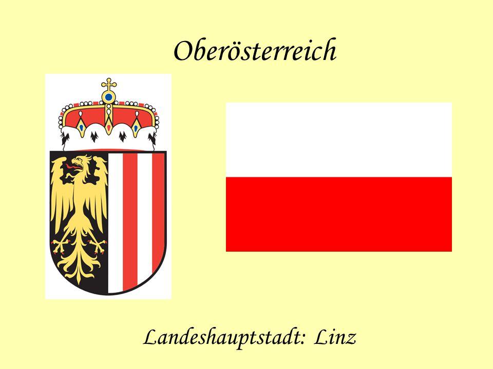 Landeshauptstadt: Linz