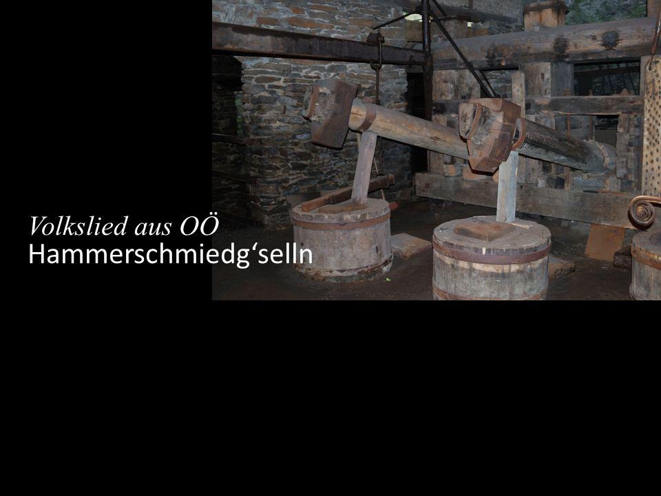 Hammerschmiedg'selln
