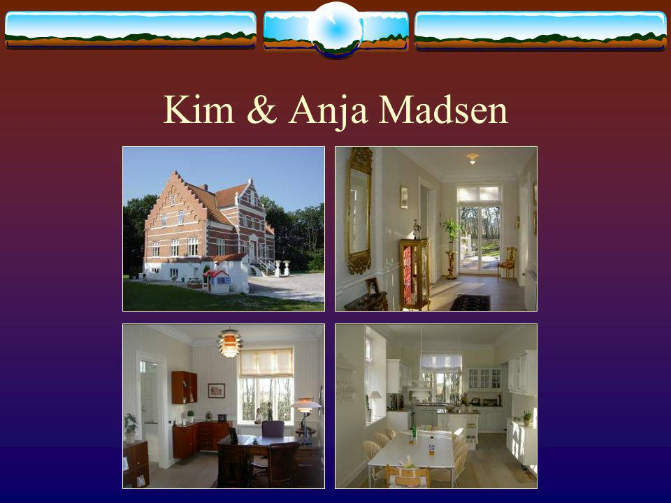 Kim & Anja Madsen