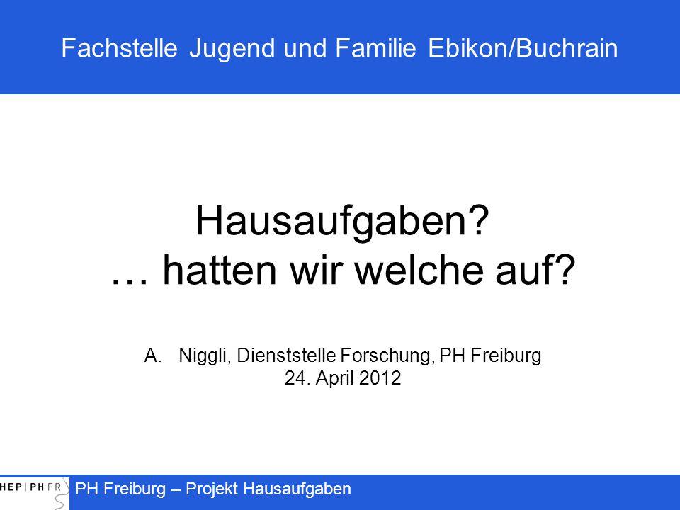 Fachstelle Jugend und Familie Ebikon/Buchrain
