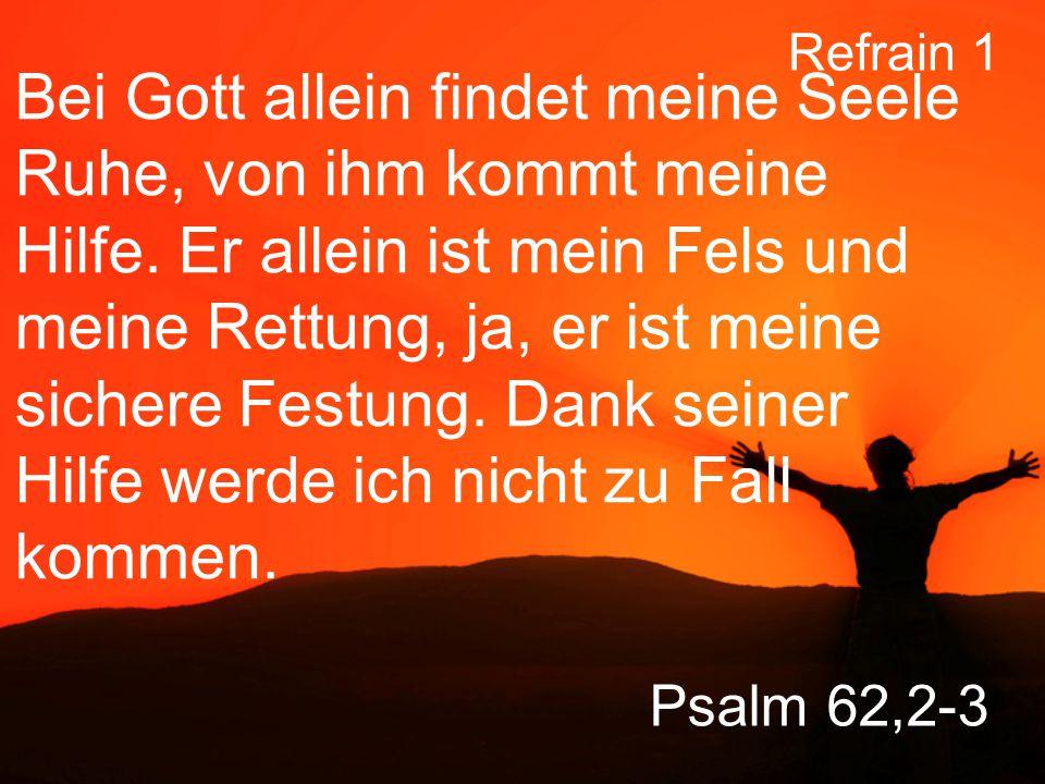 Refrain 1