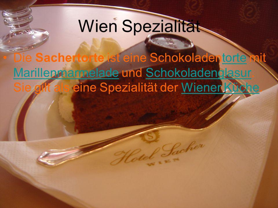 Wien Spezialität