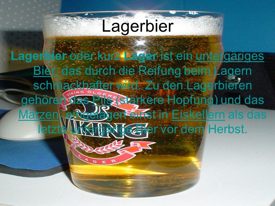 Lagerbier