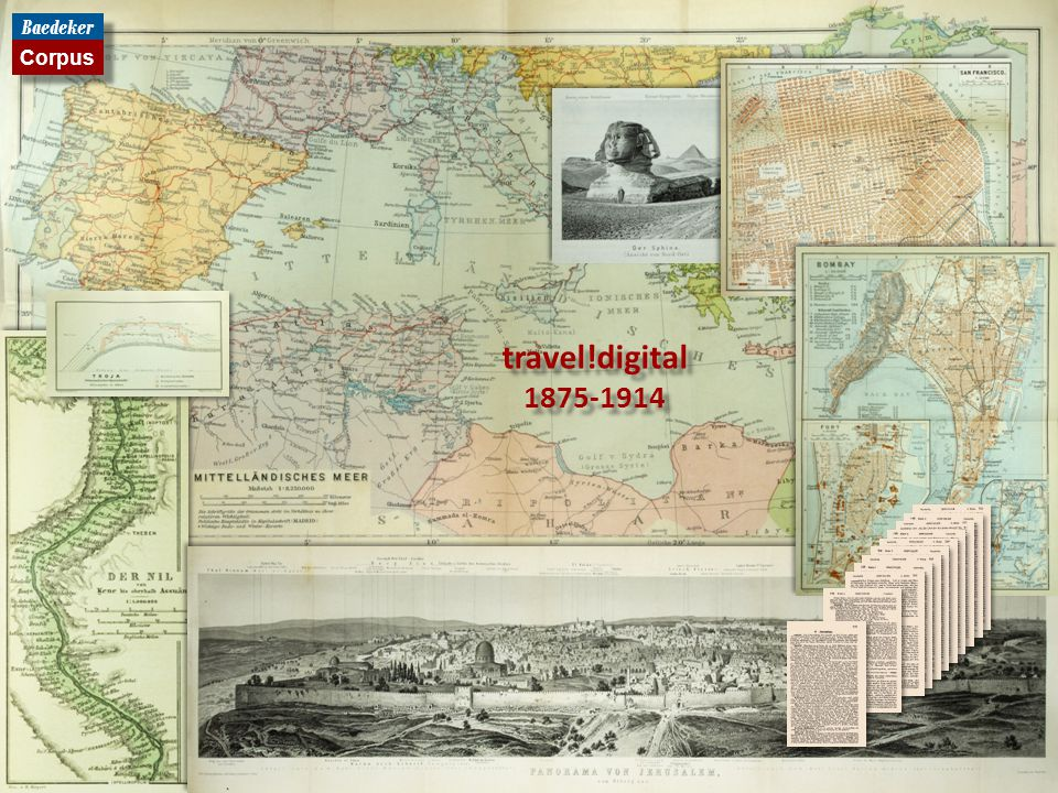 Baedeker Corpus Baedeker Corpus travel!digital 1875-1914