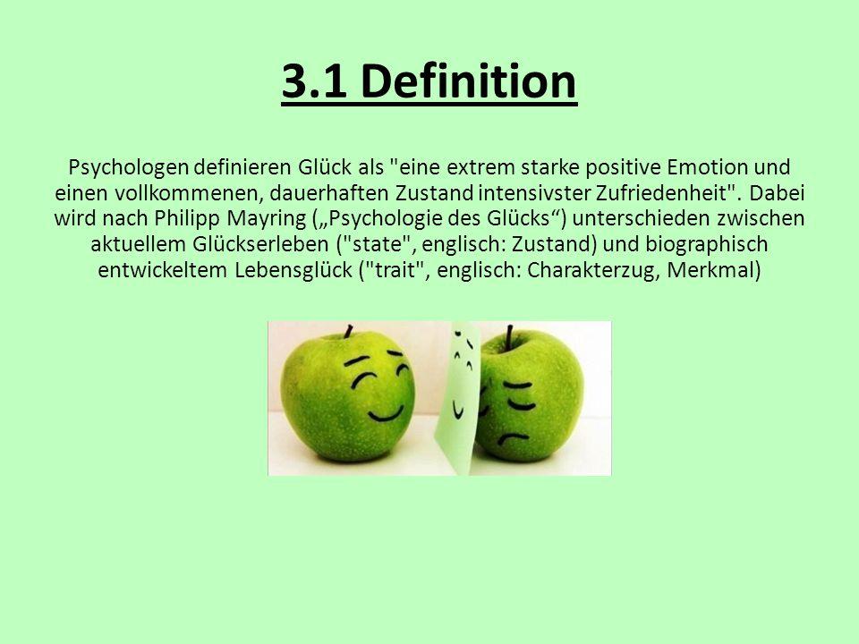 3.1 Definition