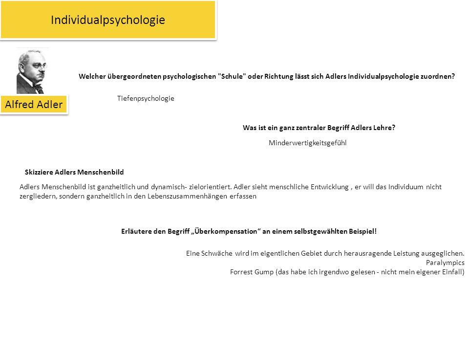 Individualpsychologie
