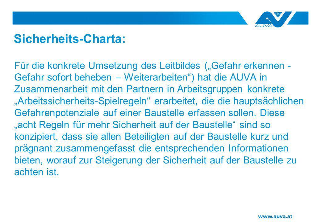 Sicherheits-Charta: