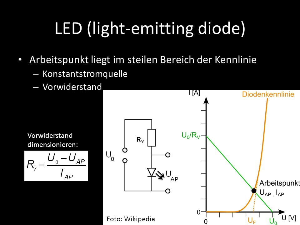 LED (light-emitting diode)