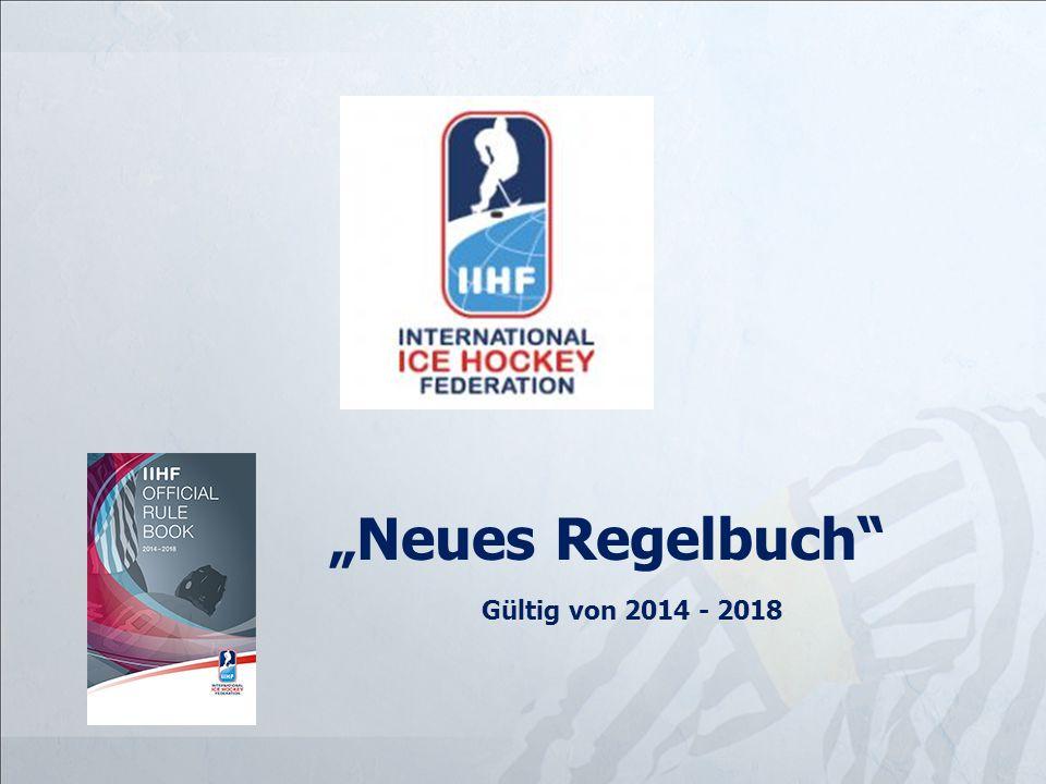 "IIHF ""Neues Regelbuch"