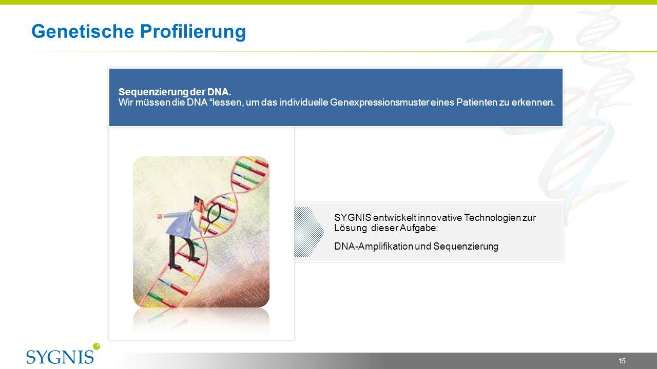 Genetische Profilierung