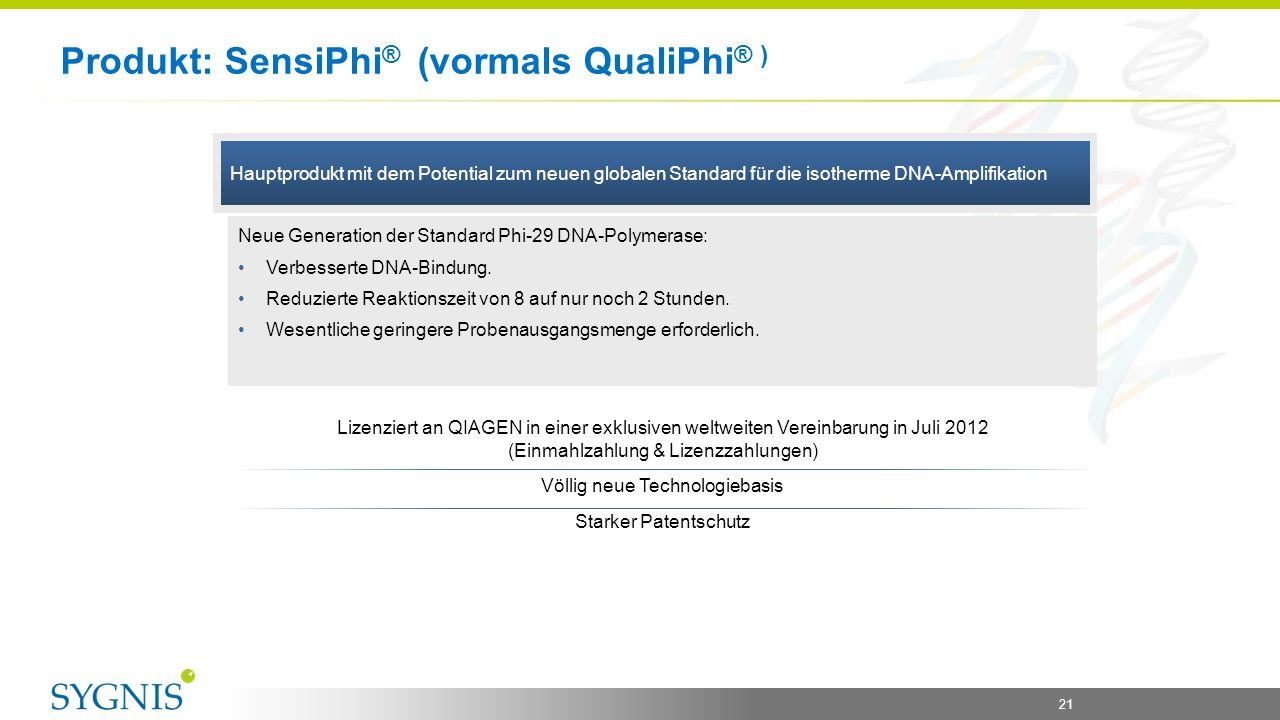 Produkt: SensiPhi® (vormals QualiPhi® )