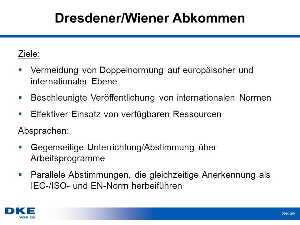 Dresdener/Wiener Abkommen