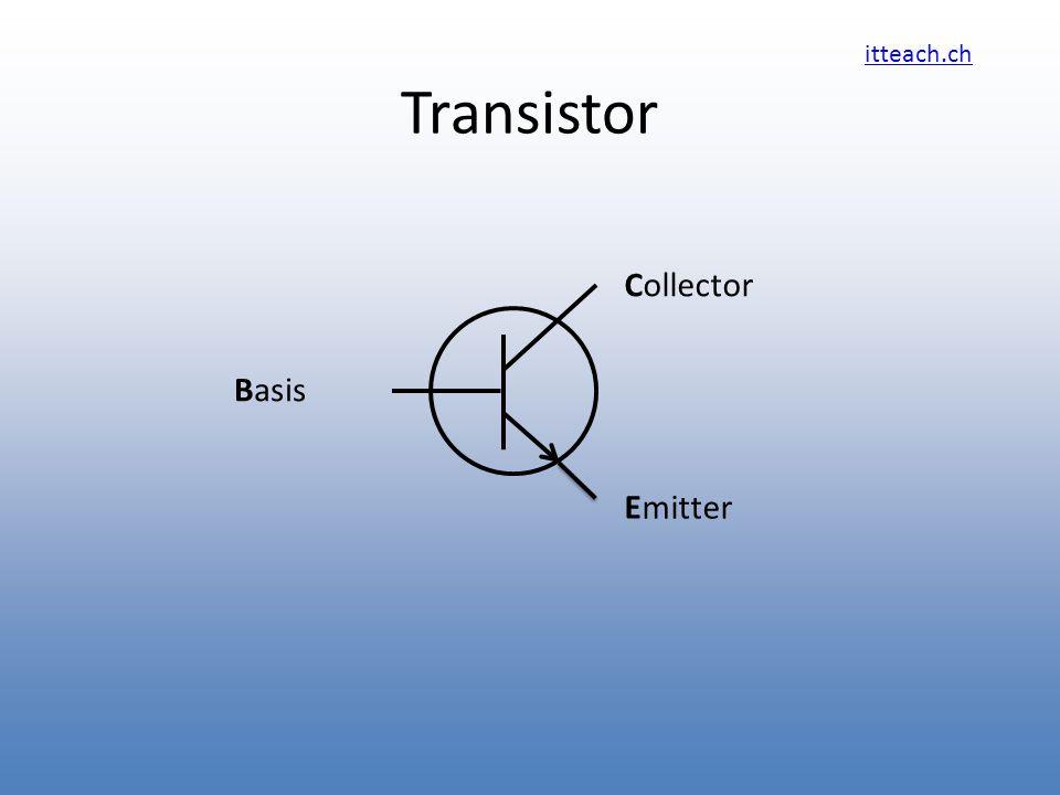 Transistor Collector Basis Emitter