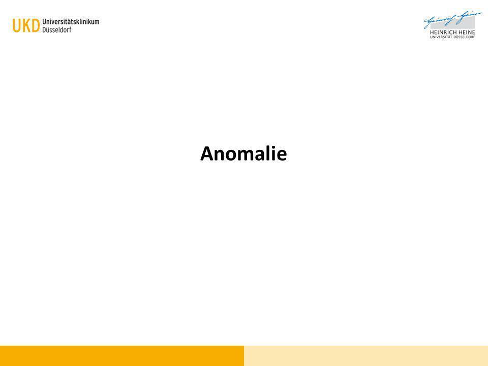 Anomalie