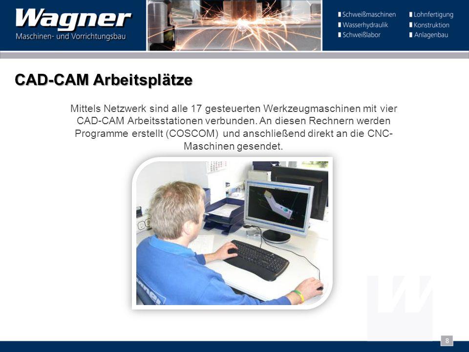 CAD-CAM Arbeitsplätze