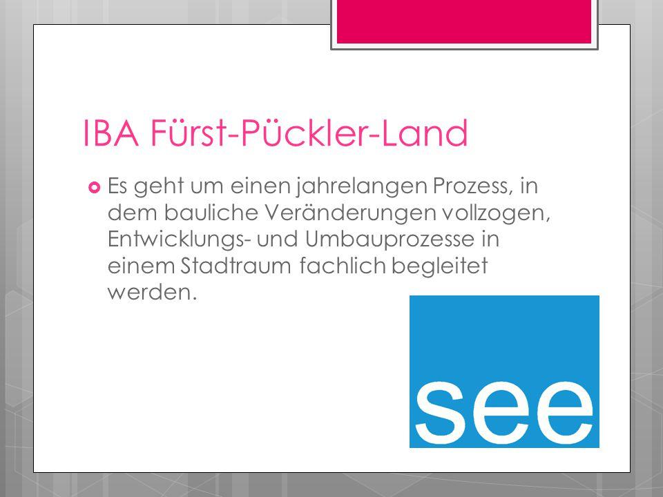 IBA Fürst-Pückler-Land