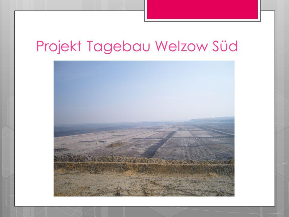 Projekt Tagebau Welzow Süd