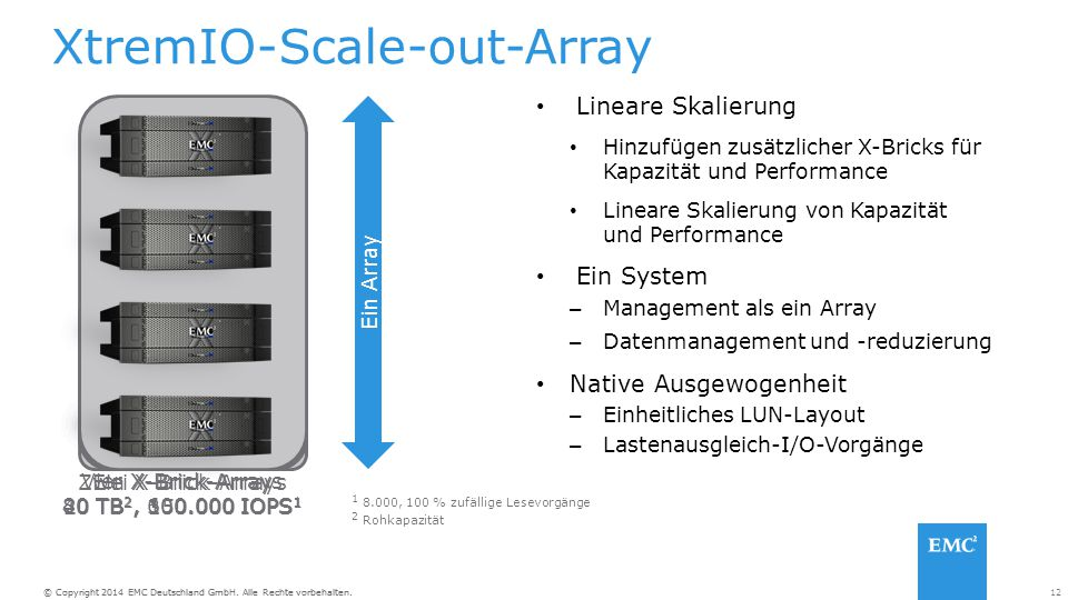 XtremIO-Scale-out-Array