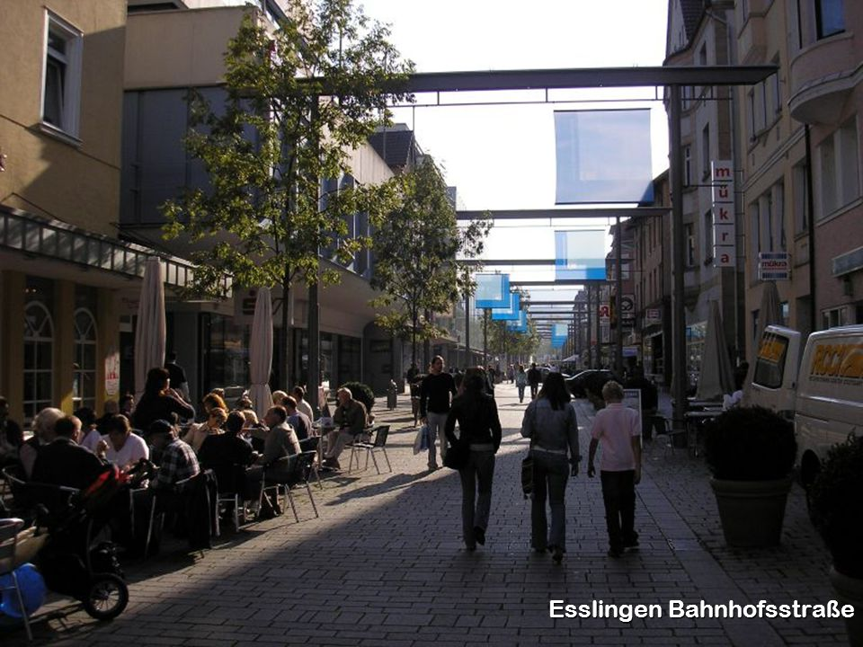 Esslingen Bahnhofsstraße