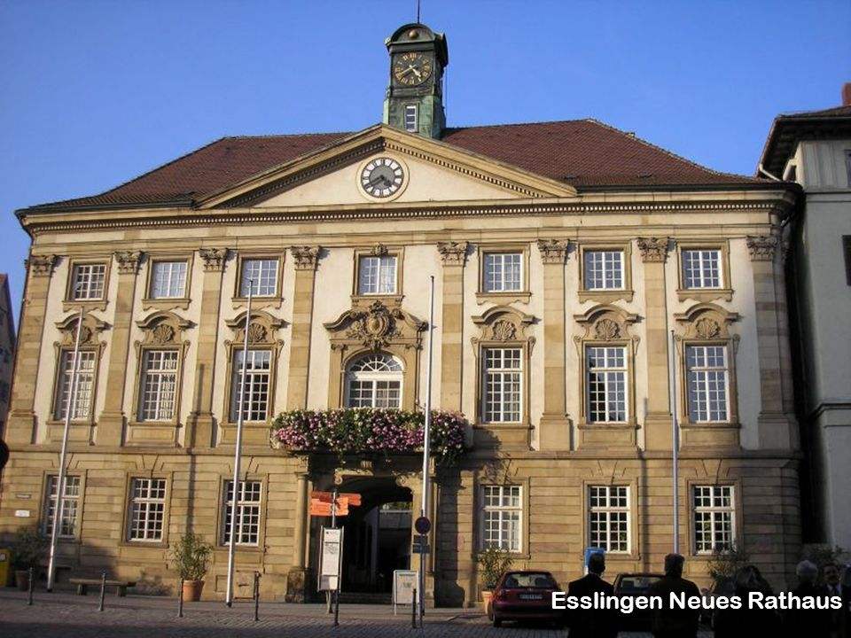 Esslingen Neues Rathaus