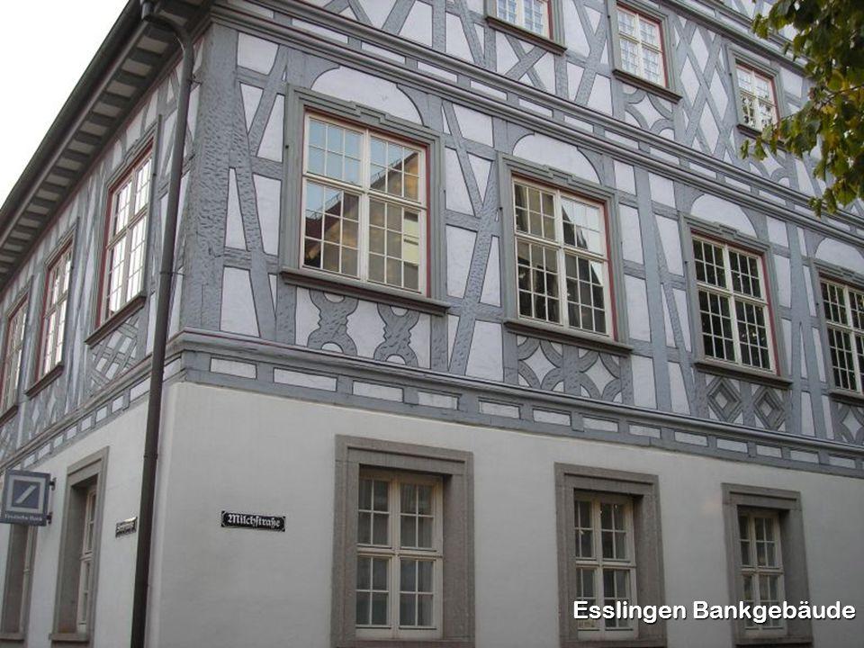 Esslingen Bankgebäude