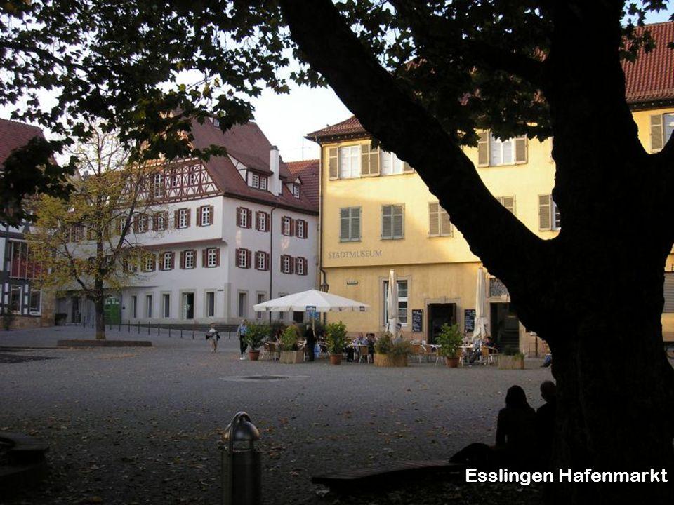 Esslingen Hafenmarkt