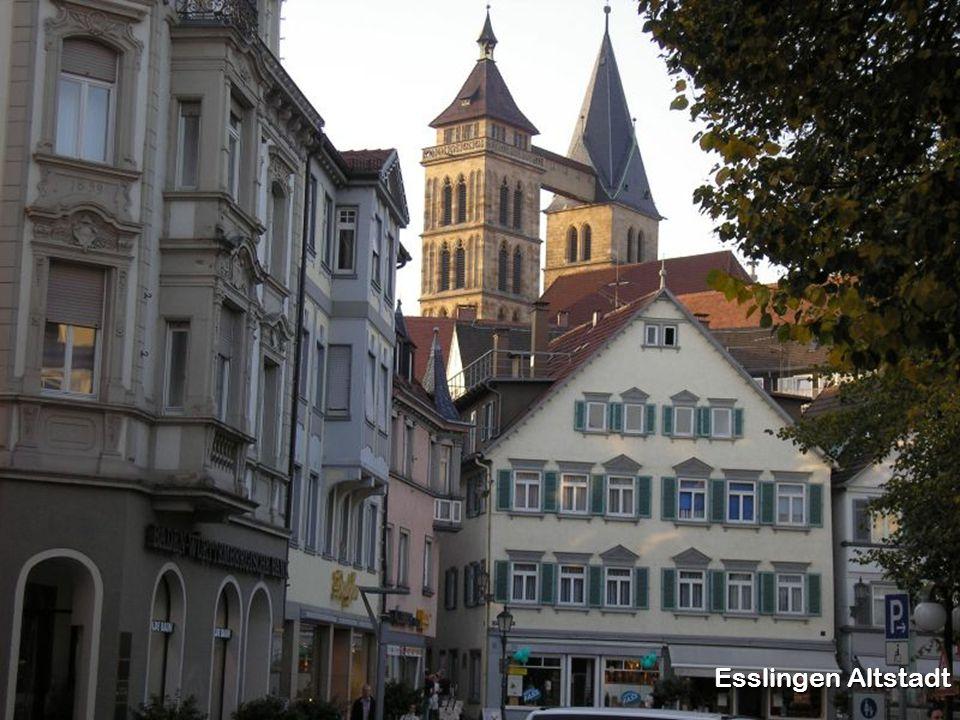 Esslingen Altstadt