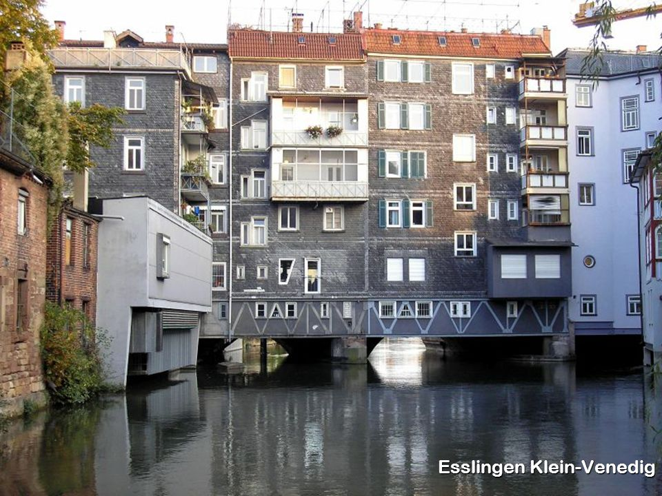 Esslingen Klein-Venedig