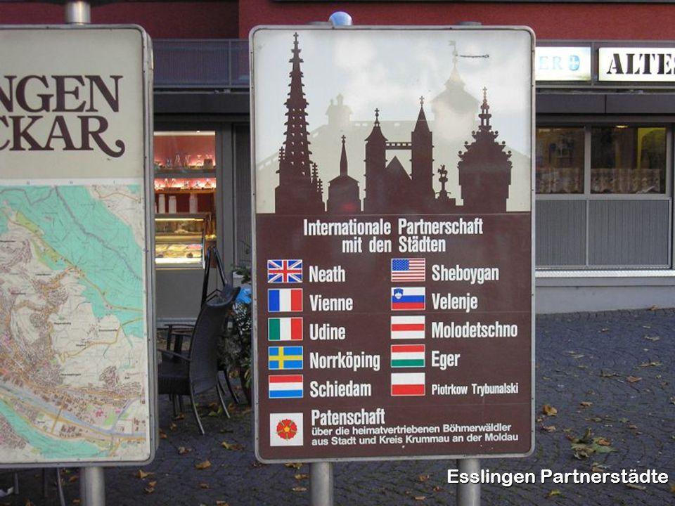 Esslingen Partnerstädte