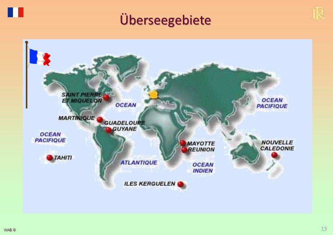 Übersee-Departements/-territorien