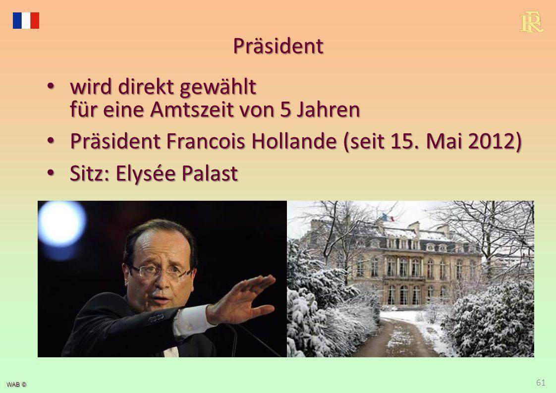 Machtbefugnisse des Präsidenten