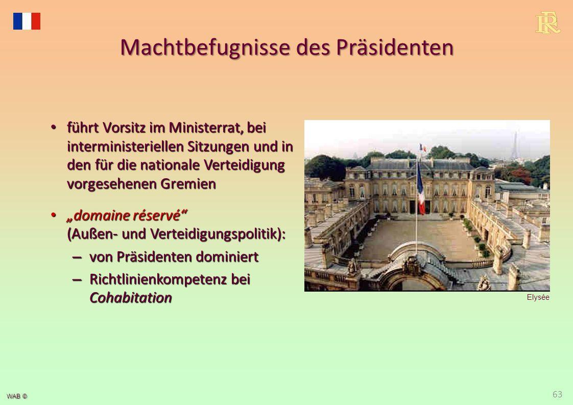 Die französischen Präsidentschaftswahlen 2007 Zweiter Wahlgang am 6