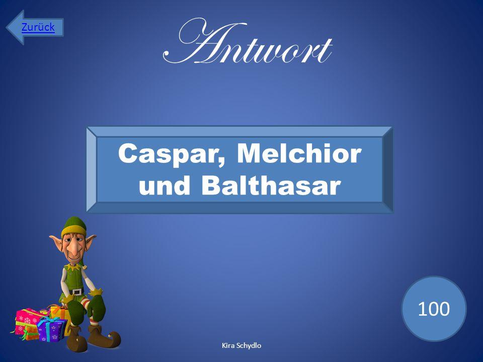 Caspar, Melchior und Balthasar