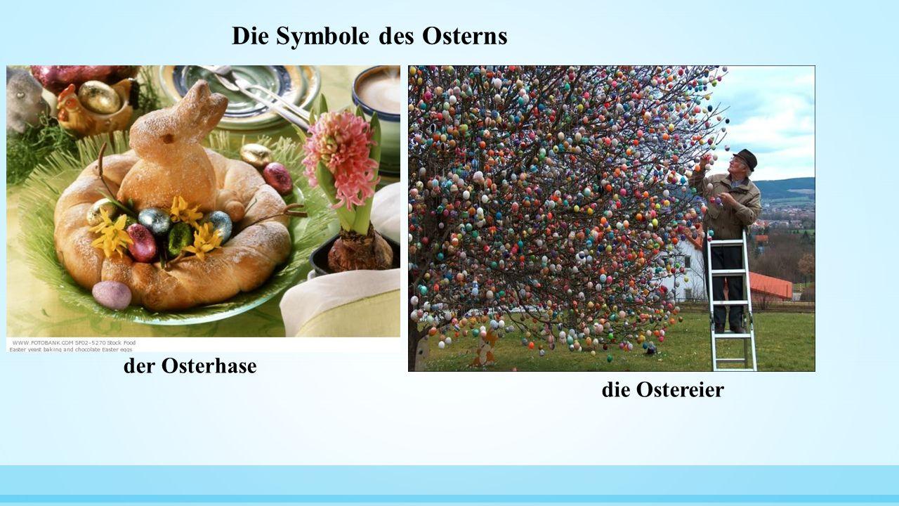 Die Symbole des Osterns