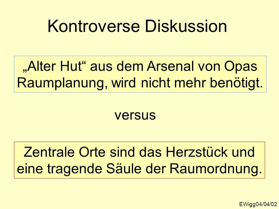 Kontroverse Diskussion