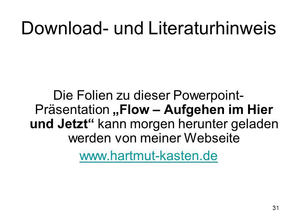 Download- und Literaturhinweis