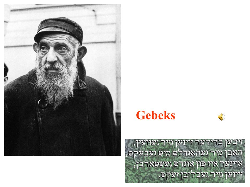 Gebeks