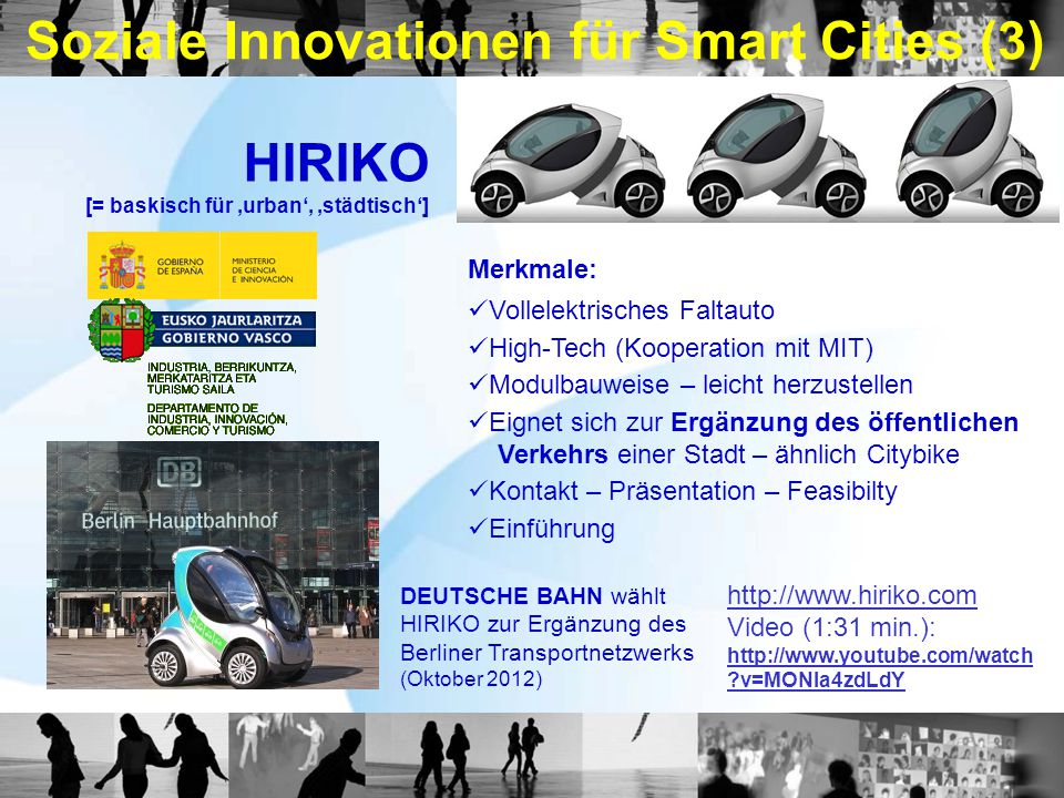 Soziale Innovationen für Smart Cities (3)