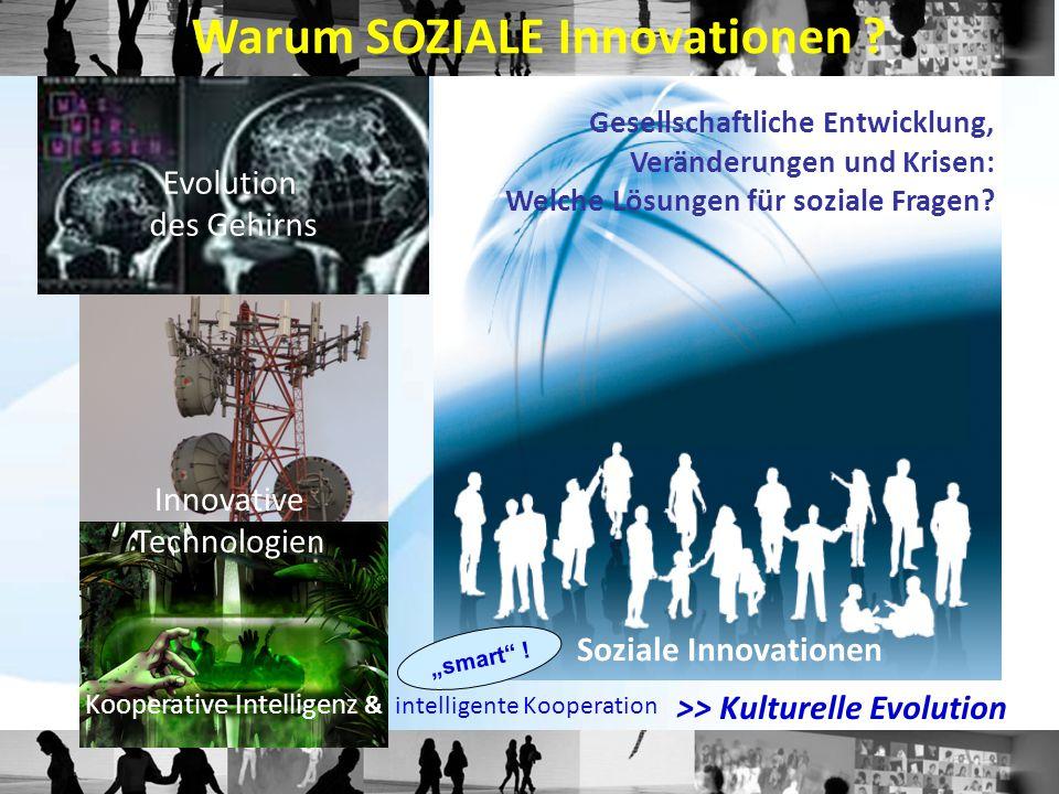 Warum SOZIALE Innovationen