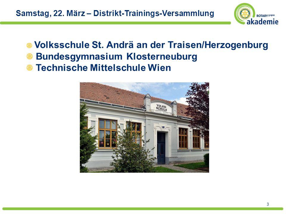 Bundesgymnasium Klosterneuburg Technische Mittelschule Wien