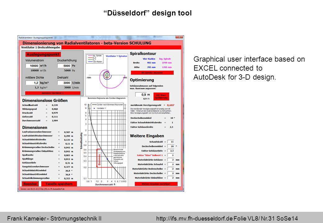 Düsseldorf design tool